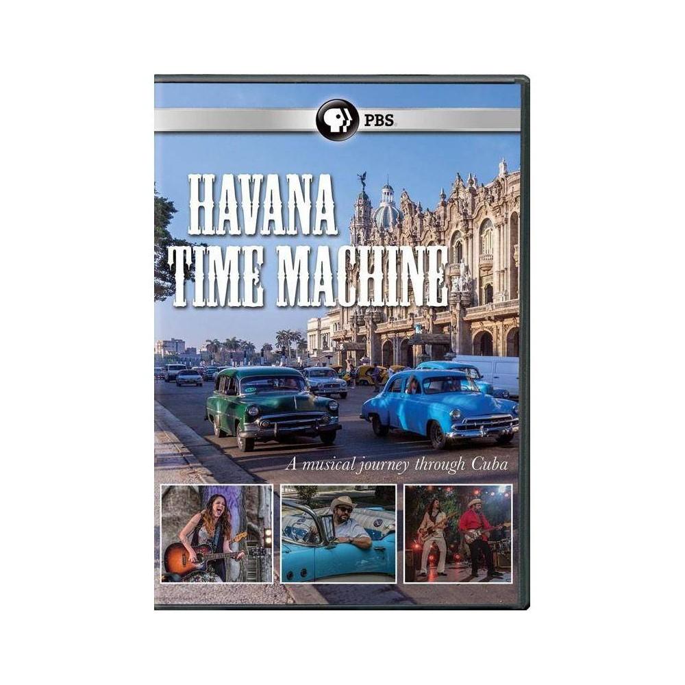 Great Performances Havana Time Machine Dvd