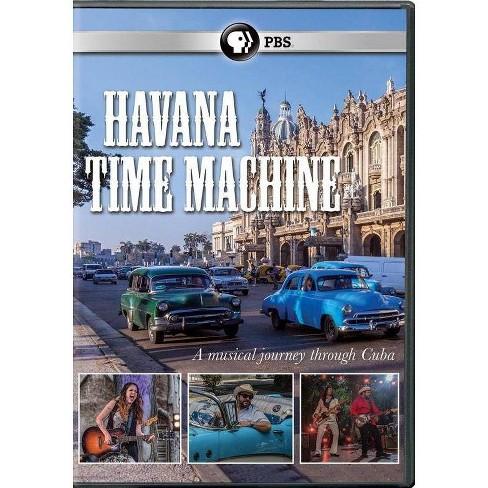Great Performances: Havana Time Machine (DVD) - image 1 of 1