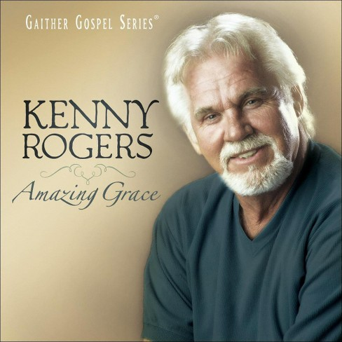 Kenny rogers - Amazing grace (CD) - image 1 of 1