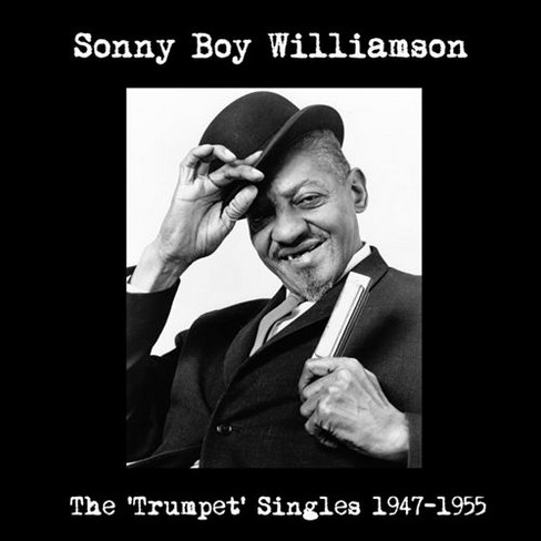 Sonny Bo Williamson - Trumpet Singles 1947-1955 (Vinyl) - image 1 of 1