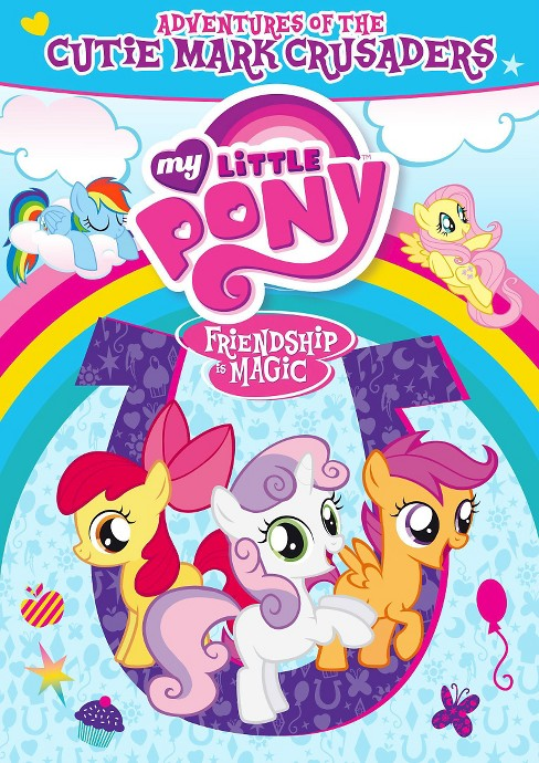 My Little Pony: Friendship Is Magic - Adventures of the Cutie Mark Crusaders - image 1 of 1