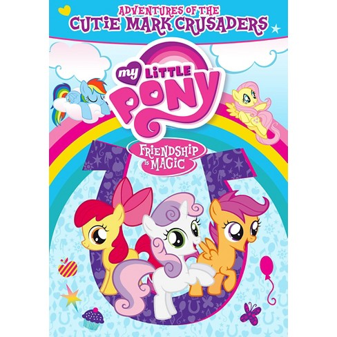 My Little Pony Friendship Is Magic Adventures Of The Cutie Mark Crusaders Target