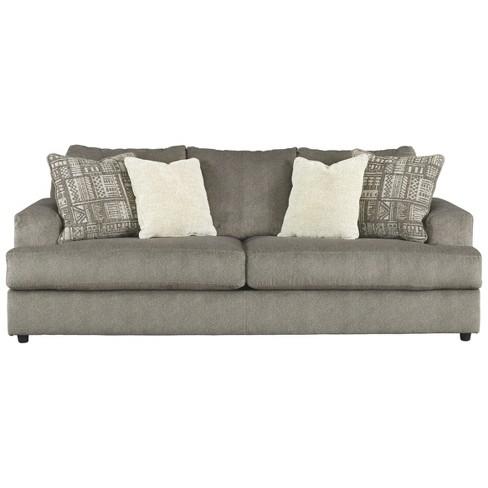 Peachy Soletren Queen Sofa Sleeper Signature Design By Ashley Interior Design Ideas Truasarkarijobsexamcom