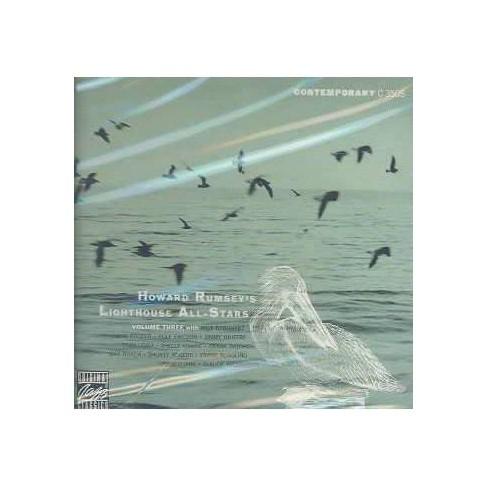 Howard Rumsey - Lighthouse Allstars Volume3 (CD) - image 1 of 1