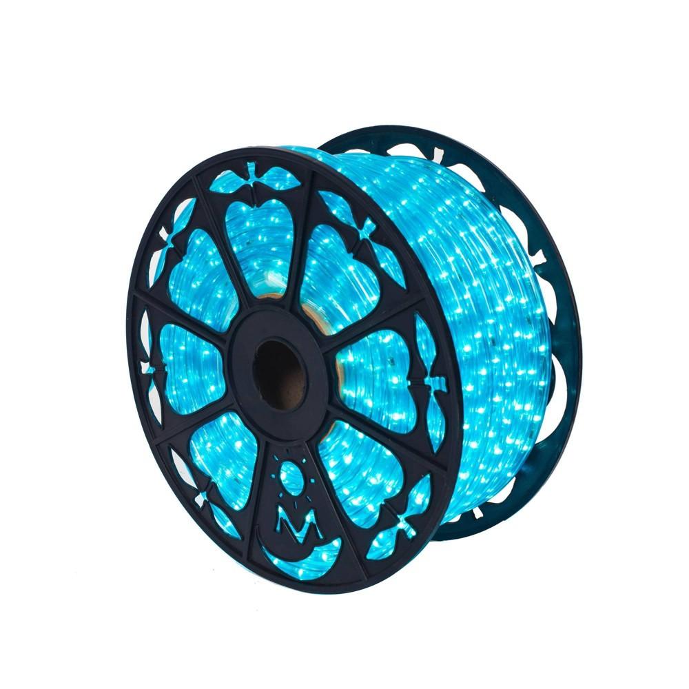 Image of Vickerman 150ft 120v Rope Light LED Turquoise