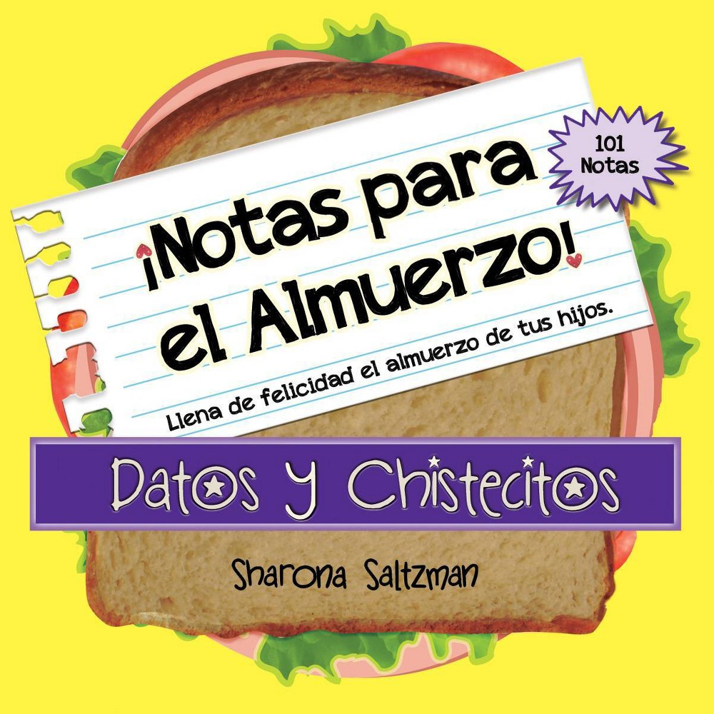 Image of MyWish4U Lunch Notes from Me! - Facts & Funnies / Datos Chistecitos