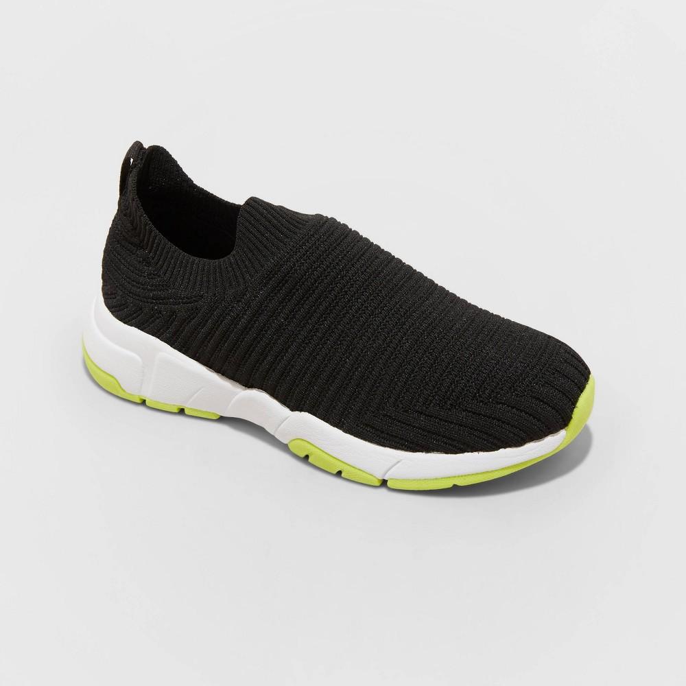 Boys 39 Kylo Apparel Sneakers Cat 38 Jack 8482 Black 6