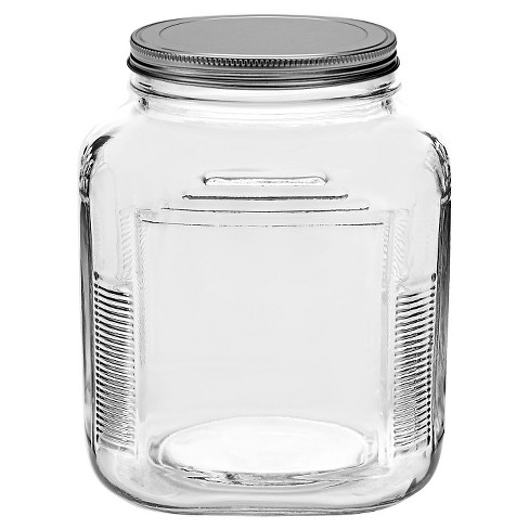 Anchor Hocking Glass Cracker Jar 2qt - image 1 of 1