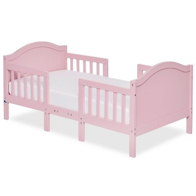 Dream On Me 3-in-1 Convertible Toddler Bed - Pink