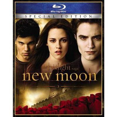 The Twilight Saga: New Moon (Blu-ray)(2010)