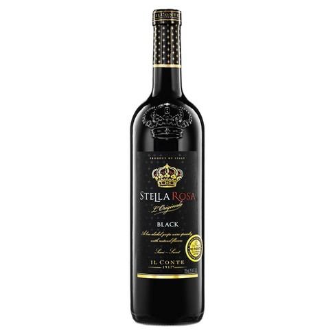 Stella Rosa Black Red Blend Wine - 750ml Bottle - image 1 of 4