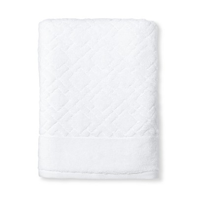 Solid Bath Towel True White - Fieldcrest®