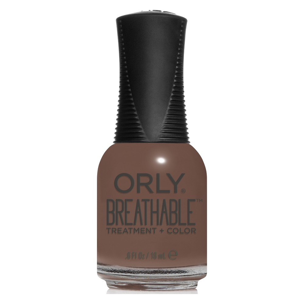 Image of ORLY Breathable Treatment + Color Nail Polish Down To Earth - 0.6 fl oz
