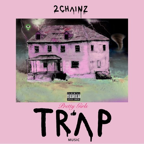2 Chainz - Pretty Girls Like Trap Music [Explicit Lyrics] (CD) - image 1 of 1
