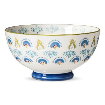 Chloe Stoneware Bowl 24oz White - Set of 4