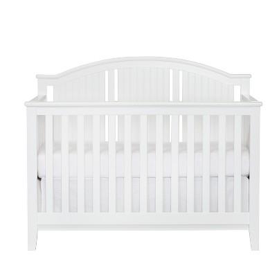 Suite Bebe Anaheim 4-in-1 Convertible Crib - White