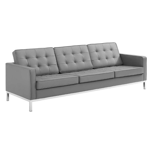Loft Tufted On Upholstered Faux