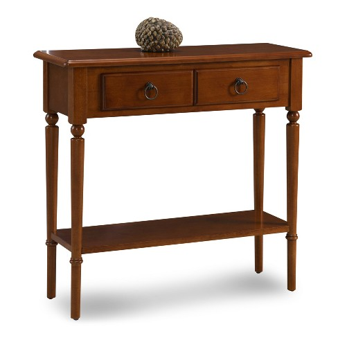 Console Table Pecan - image 1 of 1