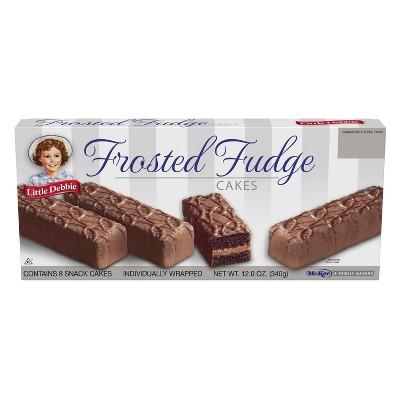 Little Debbie Fudge Cakes - 12oz/8ct