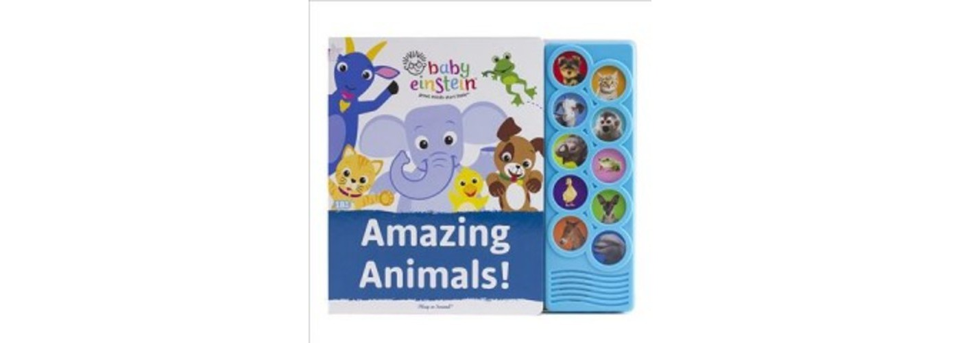 Listen and Learn Baby Einstein (Board Book) $10.99