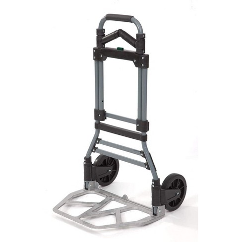 Liberty Industrial 10002 Easy Travel Folding Luggage Hand Truck Cart Aluminum Construction w/Grips Hand Truck - image 1 of 4