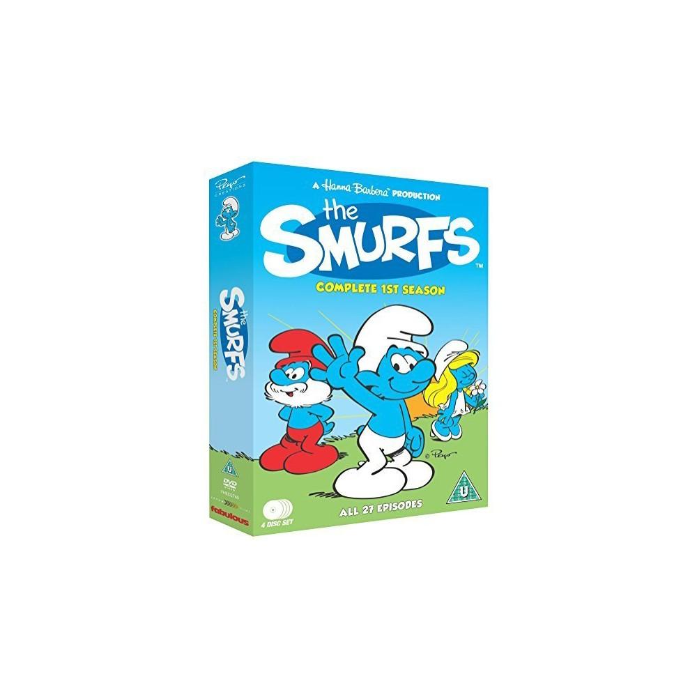 The Smurfs: Season 1 (Dvd)