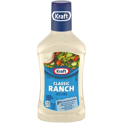 Kraft Classic Ranch Salad Dressing - 16oz - image 1 of 3