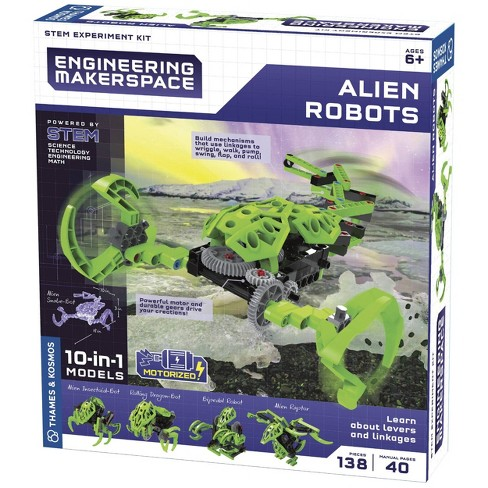 Thames & Kosmos Alien Robots Science Kit - image 1 of 4