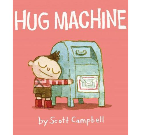 Hug Machine (School And Library) (Scott Campbell) - image 1 of 1