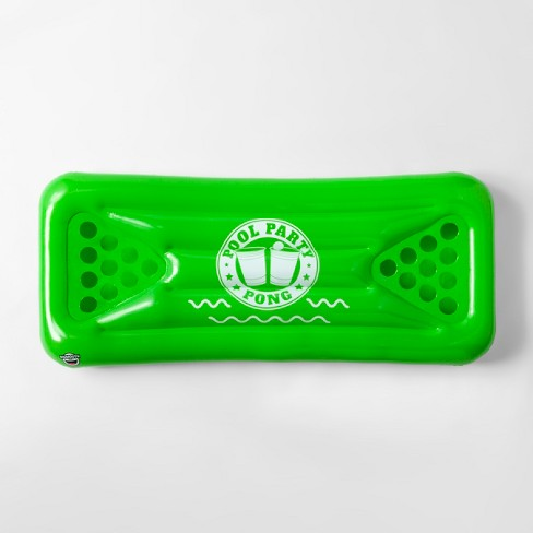 Party Pong Pool Float Green Sun Squad Target