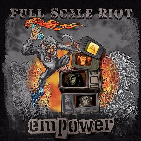 Full Scale Riot - Empower (CD) - image 1 of 1