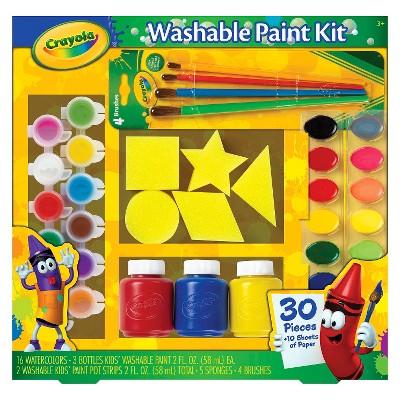Crayola® Washable Paint Kit 30pc