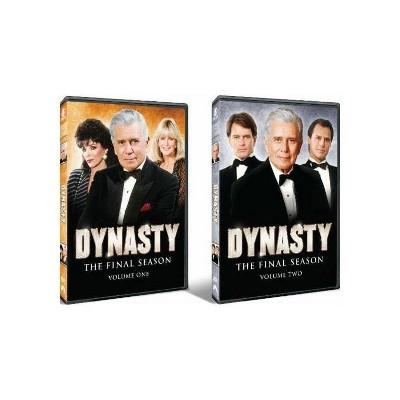 Dynasty: The Complete Ninth & Final Season (DVD)(2014)