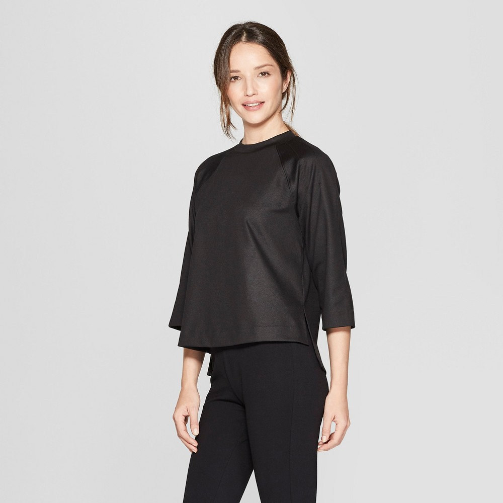 Women's Tuck Shoulder T-Shirt - Prologue Black XS