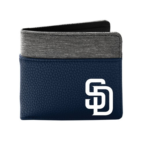 MLB San Diego Padres Pebble BiFold Wallet - image 1 of 2