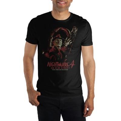 A Nightmare on Elm Street 4: The Dream Master Crew Neck Short-Sleeve T-shirt