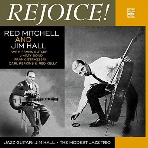 Red Mitchell - Rejoice Plus Good Friday Blues Plus J (CD) - image 1 of 1