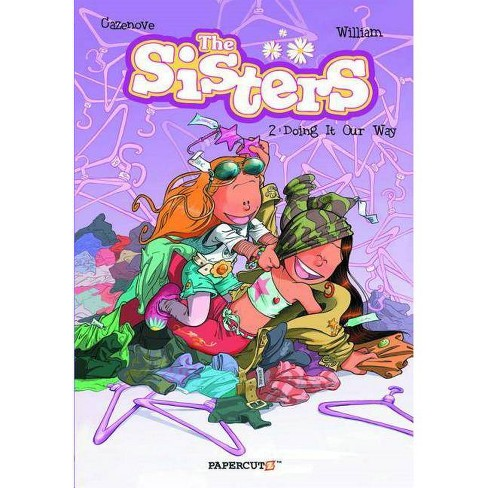 The Sisters Vol. 2 - (Sisters, 2) by  Christophe Cazenove (Hardcover) - image 1 of 1