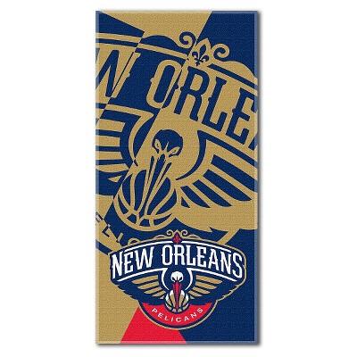 391ced0433d9 Philadelphia 76ers Northwest Puzzle Beach Towel   Target