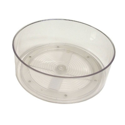 Dial Pantry Turntable Clear