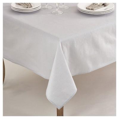 Elegant Shimmer Tablecloth