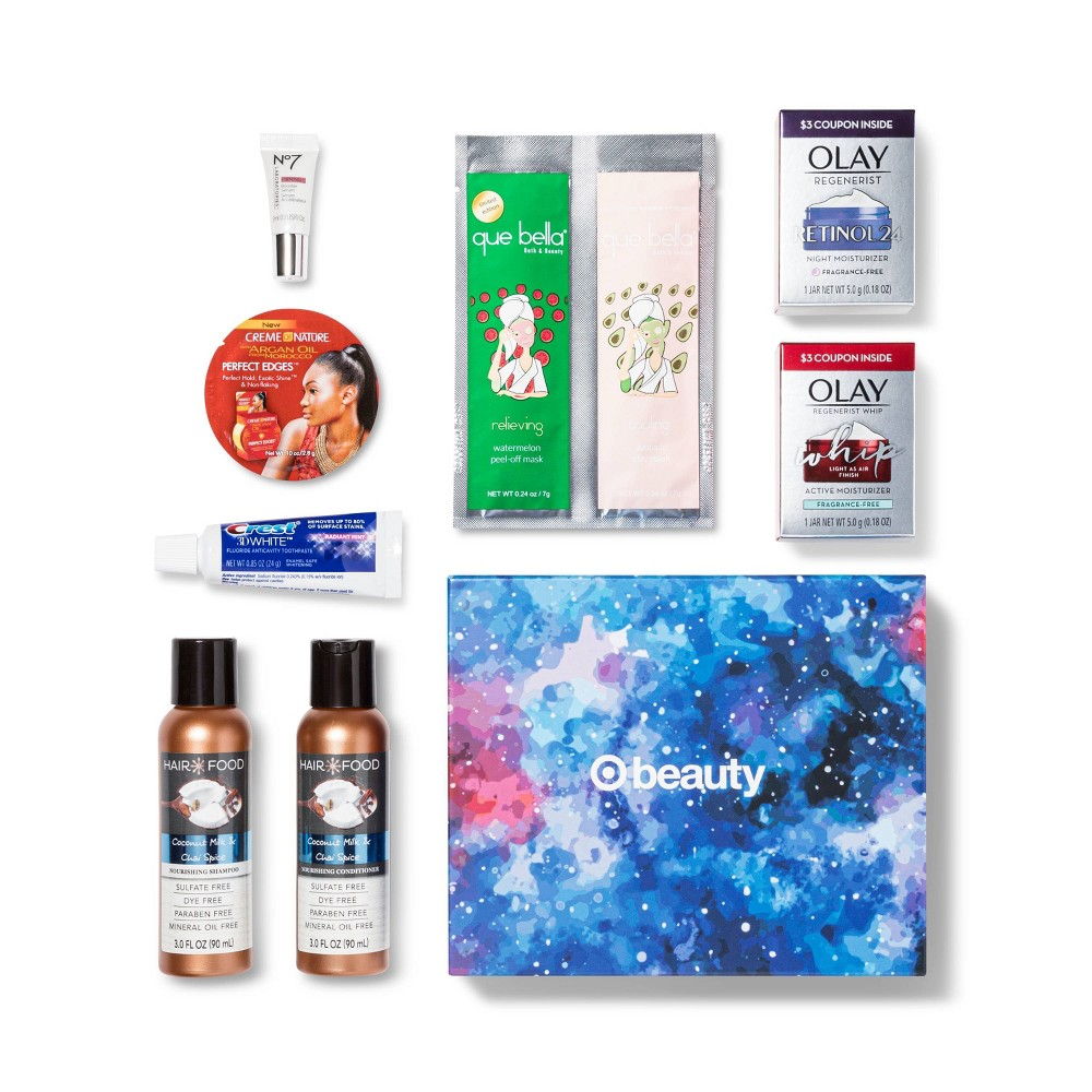Image of Target Beauty Box - In With The New