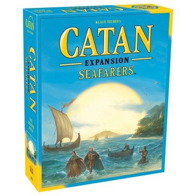 Catan Seafarers Board Game