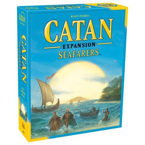 Catan Seafarers Board Game - image 1 of 4