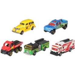 Matchbox 5 Car Pack - Styles may vary