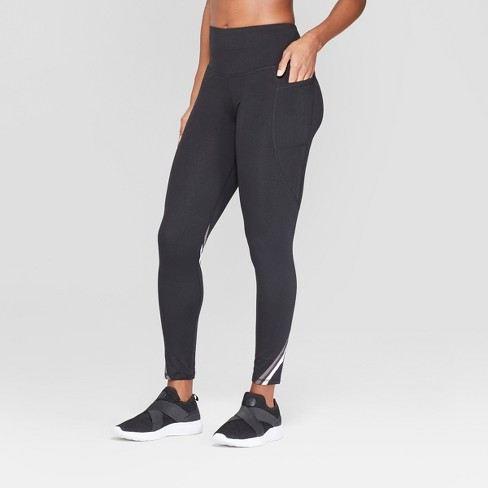 f7b5693e1b5ee5 Women's Studio High-Waisted Leggings - C9 Champion® Black M : Target