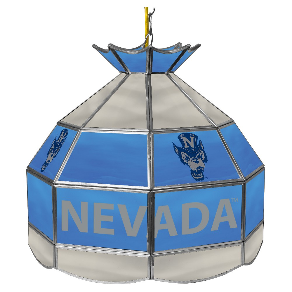 NCAA Nevada Wolf Pack 16 Handmade Tiffany Style Lamp