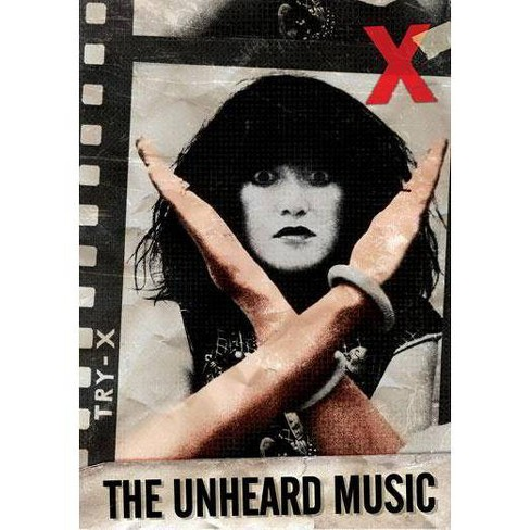 X: The Unheard Music (DVD) - image 1 of 1