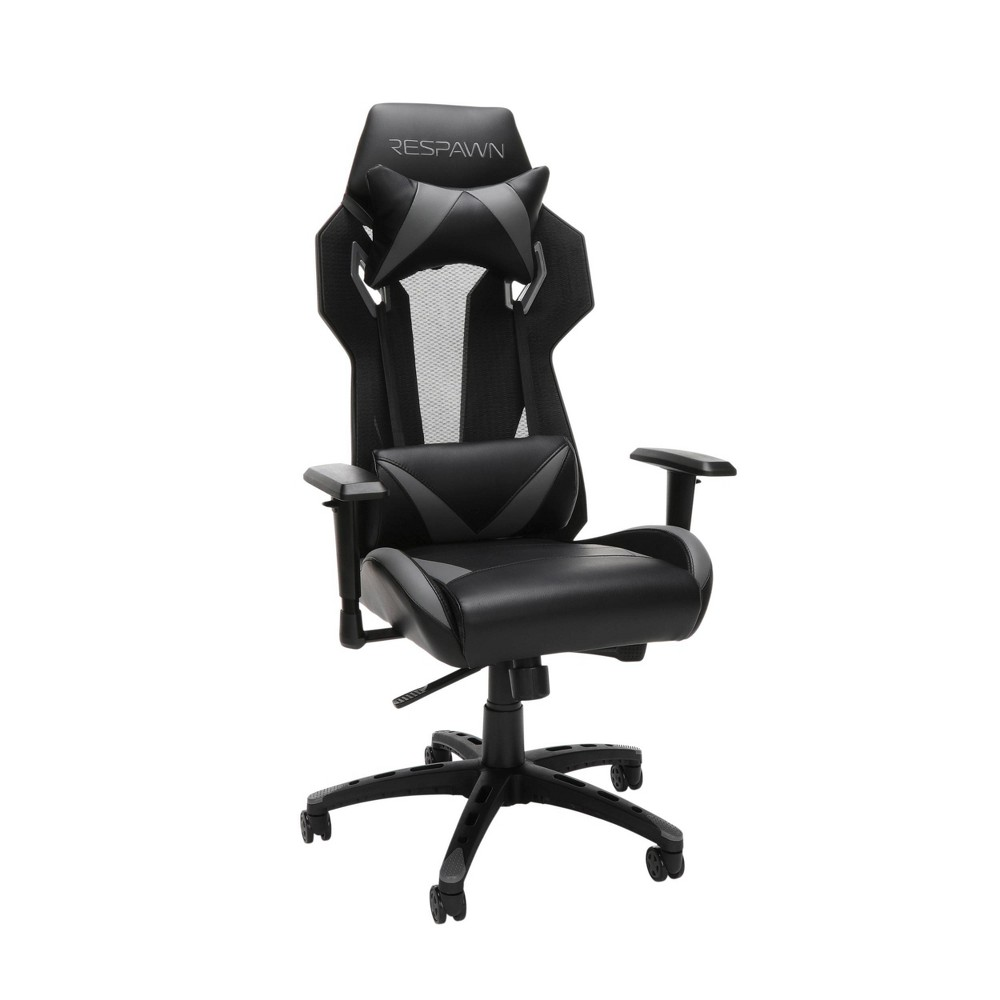 Image of 205 Racing Style Gaming Chair Gray - RESPAWN