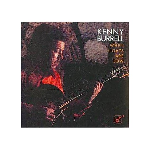 Kenny  Kenny; Burrell Burrell - When Lights Are Low (CD) - image 1 of 1